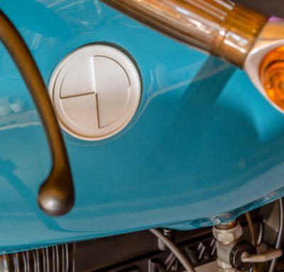 BMW Emblem 70mm - Clean Customs